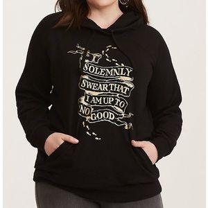 NWT torrid size 4 Harry Potter sweatshirt